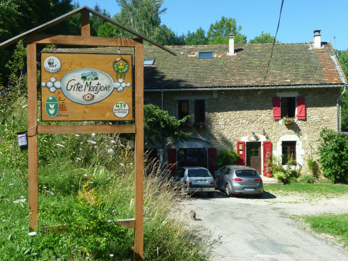 Gite in La Chapelle en Vercors (gîte Loup) - Vacation, holiday rental ad # 21879 Picture #1