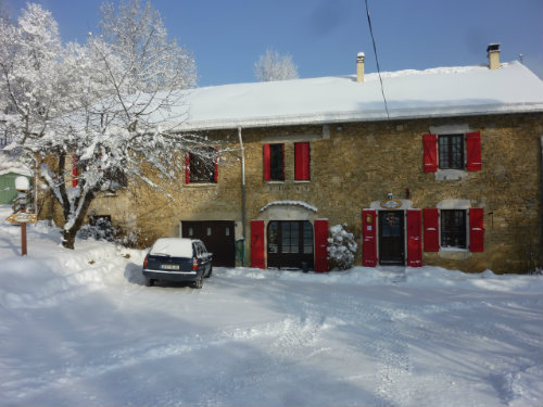 Gite in La Chapelle en Vercors (gîte Loup) - Vacation, holiday rental ad # 21879 Picture #11