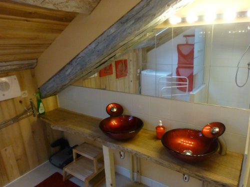 Gite in La Chapelle en Vercors (gîte Loup) - Vacation, holiday rental ad # 21879 Picture #6