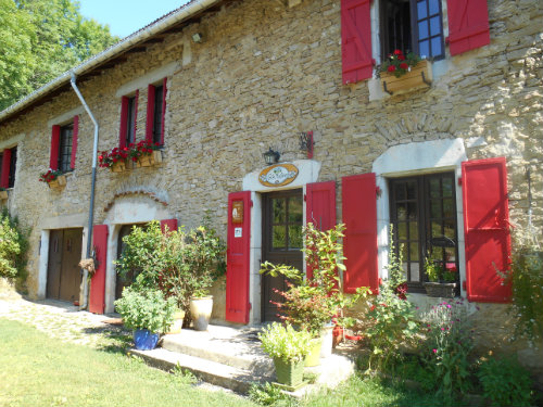 Gite in La Chapelle en Vercors (gîte Loup) - Vacation, holiday rental ad # 21879 Picture #0