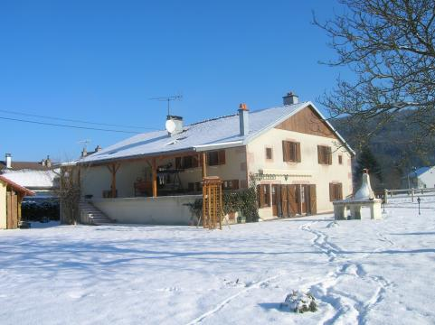 Bed and Breakfast in GRANGES SUR VOLOGNE - Vacation, holiday rental ad # 21914 Picture #1