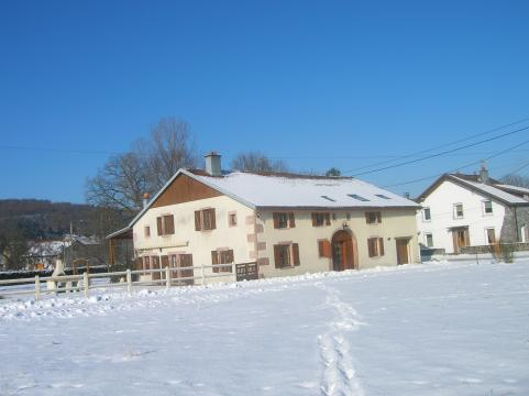 Bed and Breakfast in GRANGES SUR VOLOGNE - Vacation, holiday rental ad # 21914 Picture #0