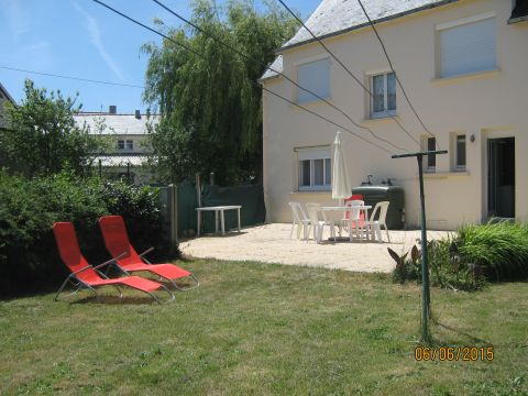 House in LE GUILVINEC - Vacation, holiday rental ad # 21939 Picture #1