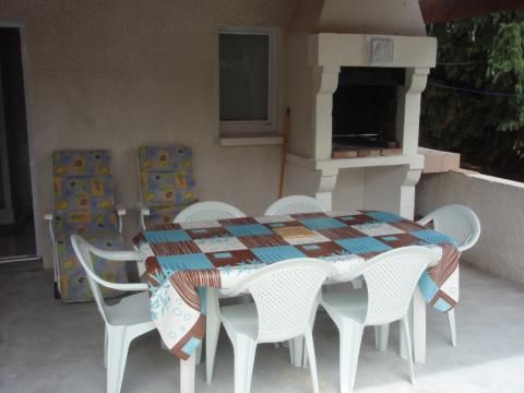 House in Saint palais sur mer - Vacation, holiday rental ad # 21965 Picture #1