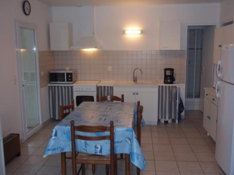 House in Saint palais sur mer - Vacation, holiday rental ad # 21965 Picture #0