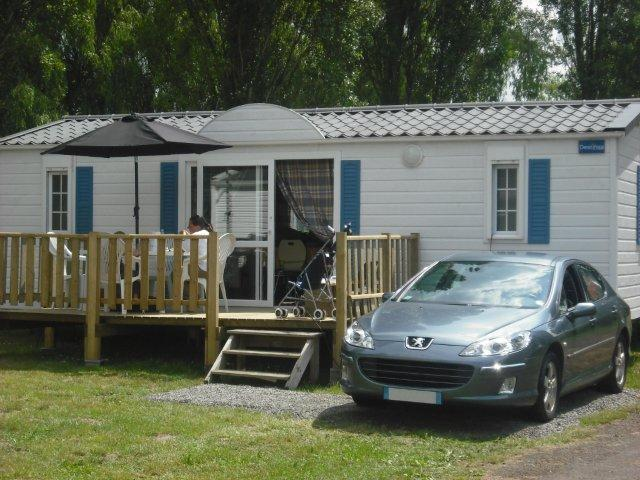 Mobile home in Dol de bretagne - Vacation, holiday rental ad # 21966 Picture #0