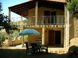 Huis 4 personen Petreto-bicchisano - Vakantiewoning  no 21003
