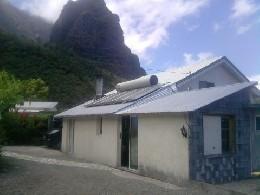Maison à Cilaos pour  20 •   cour