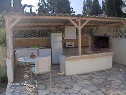 Gite Fabrezan - 2 people - holiday home  #21035