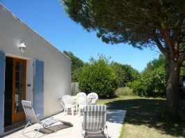 Maison Saint-pierre D'oléron - 4 personnes - location vacances  n°21052