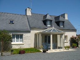 Maison Pommerit Jaudy - 4 personnes - location vacances  n°21069