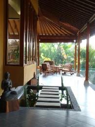 Huis in Bali voor  6 •   met privé zwembad