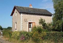 Maison Villechauve - 5 personnes - location vacances  n°21212