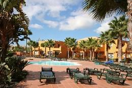 Apartamento en Corralejo para  4 •   con piscina compartida