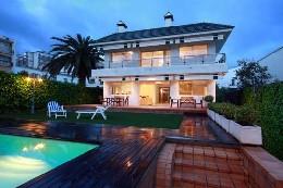 Casa Sitges - 20 personas - alquiler n°21273