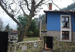 Casa rural 4 personas Llanes - alquiler n°21283