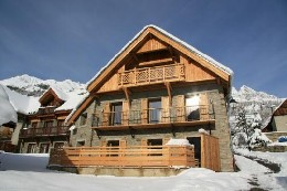 Chalet Vaujany - 10 people - holiday home  #21291