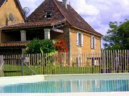 House Villamblard - 9 people - holiday home  #21299