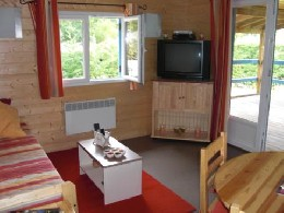 Chalet 6 personnes Hourtin - location vacances  n°21412