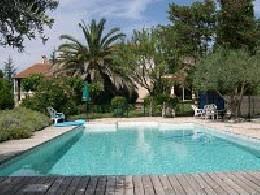 Maison Le Pouget - 3 personnes - location vacances  n°21415