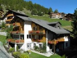 Chalet Saas-fee - 3 people - holiday home  #21561