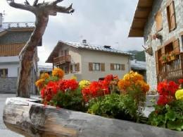 Chalet 10 personnes Saint Martin De Belleville - location vacances  n°21587