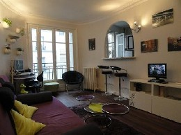 Appartement Paris - 2 personnes - location vacances  n°21657
