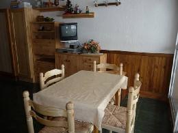 Appartement in Superdevoluy für  5 •   Garage