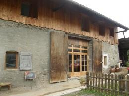 Farm in La chavanne for   6 •   with balcony