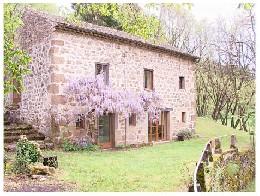 Maison Vernoux En Vivarais - 6 personnes - location vacances  n°21884
