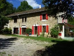 Gite La Chapelle En Vercors (gîte Fleur) - 8 people - holiday home  #21889
