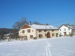 Bed and Breakfast Granges Sur Vologne - 5 people - holiday home  #21914