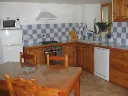 Maison Embrun - 6 personnes - location vacances  n°21922