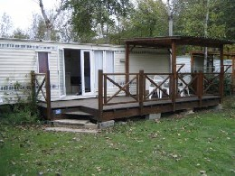 Mobile home in Monplaisant for   6 •   with terrace   #21926